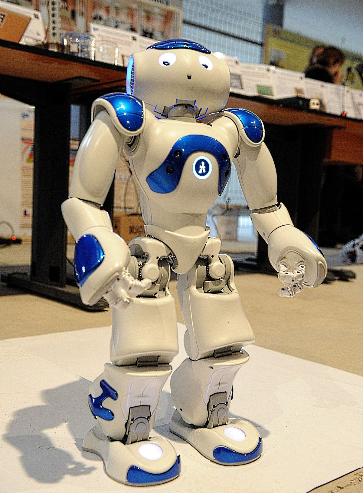 Robotul FRANK