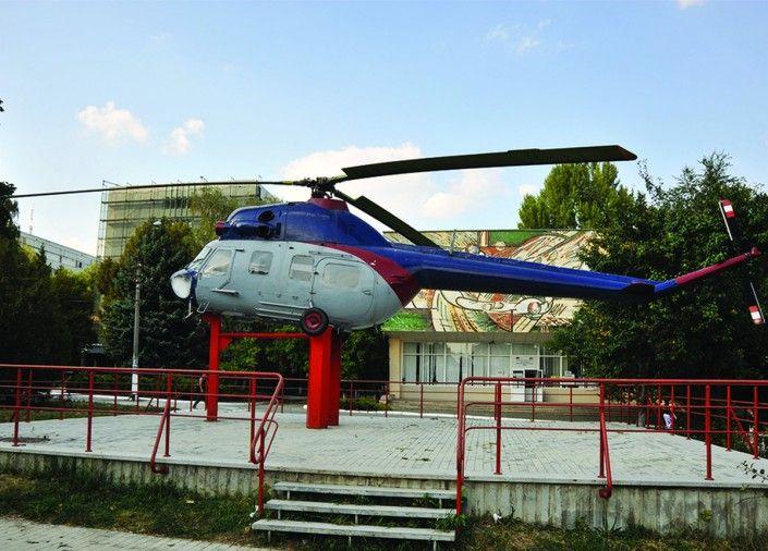 Elicopter MI-2