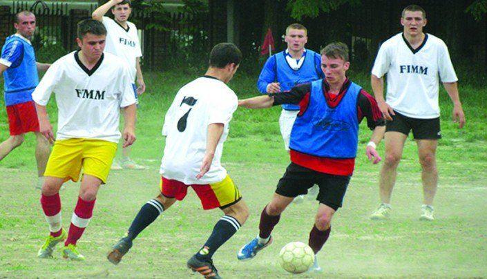 Campionatul de fotbal al UTM, anul 2013