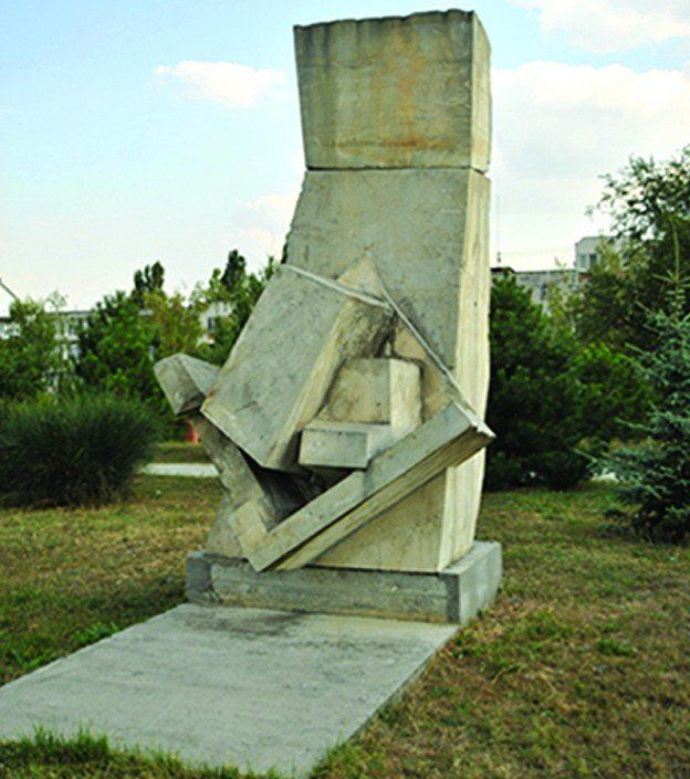 Ansamblul de sculpture decorative 4
