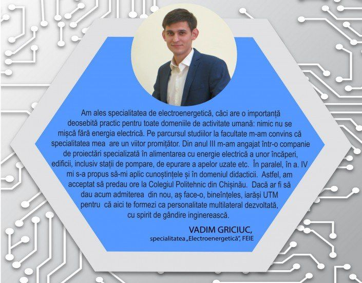 Vadim GRECIUC - FEIE