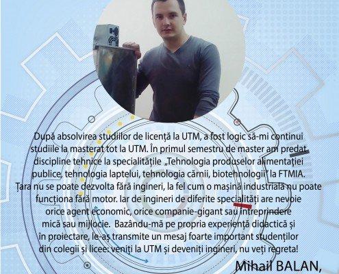 Mihail BALAN - FIMIT
