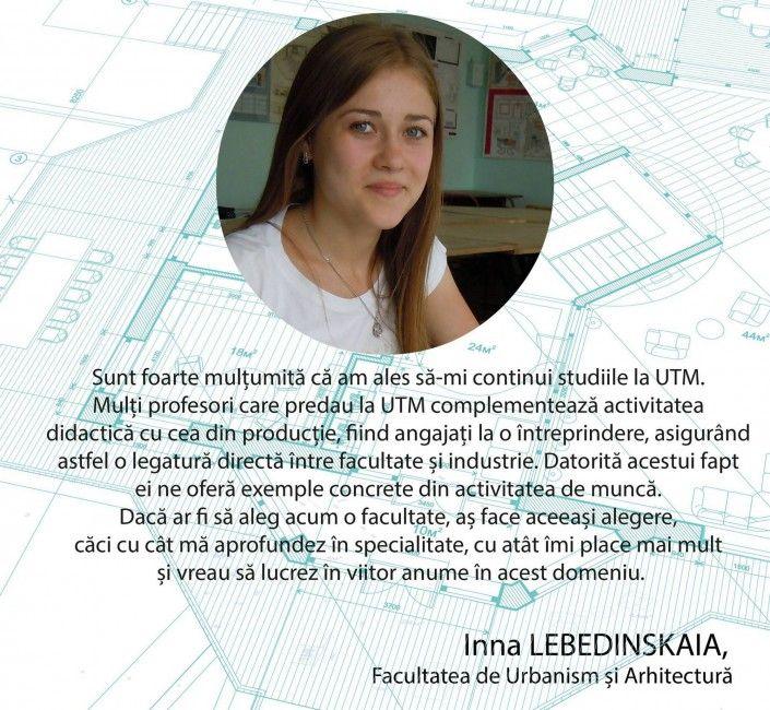 Irina LEBEDINSKAIA - FUA