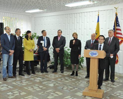 Vizita Jonathan Katz - administrator adjunct USAID pentru Biroul Europa și Eurasia