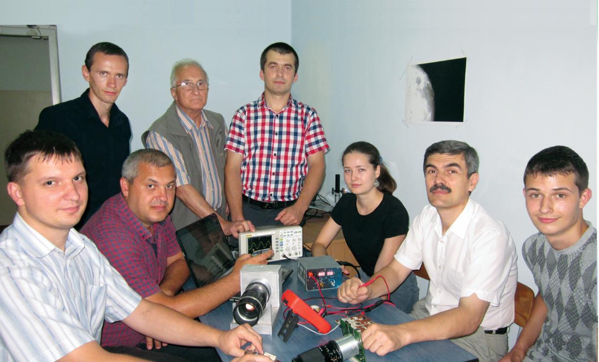 Colaboratorii proiectului SATUM: lect. super. V. POCOTILENCO; doctorand S. GRIŢCOV; lect. univ., doctorand I. CAPCANARI; conf. univ., dr. Gh. SOROCHIN; masterandul V. UNGUREAN; masteranda D. LAZĂR; lect. super. S. TINCOVAN; studentul D. MALENDA.