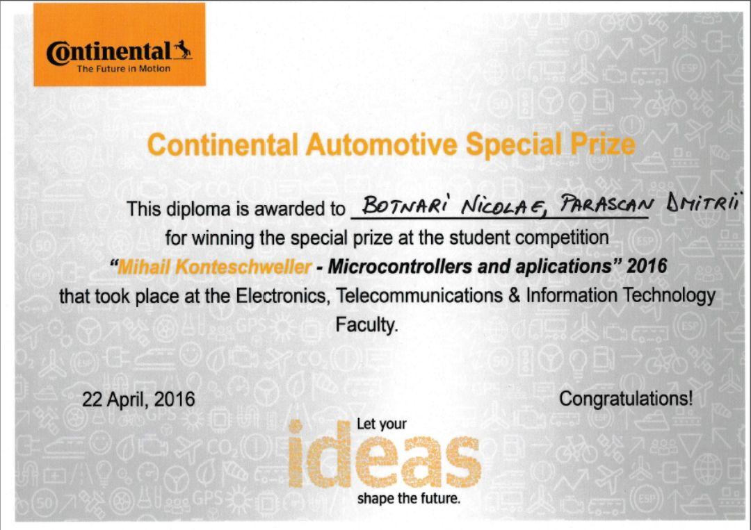 diploma Continental