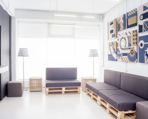 3 Lounge - spatii