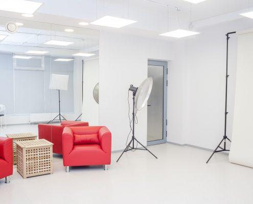 8 Studio foto - spatii