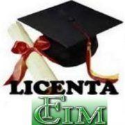 Licenta FCIM
