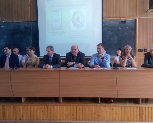 Facultatea Calculatoare, Informatica si Microelectronica