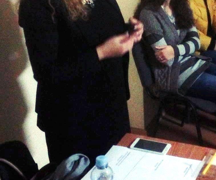Studentii in dialog cu psihologul Olesea Pletniov_1