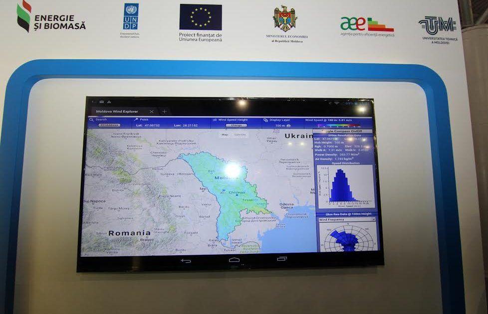 UTM_Atlasul resurselor energetice eoliene al RM_2