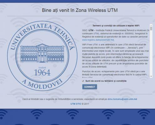 Rețea Wireless_UTM