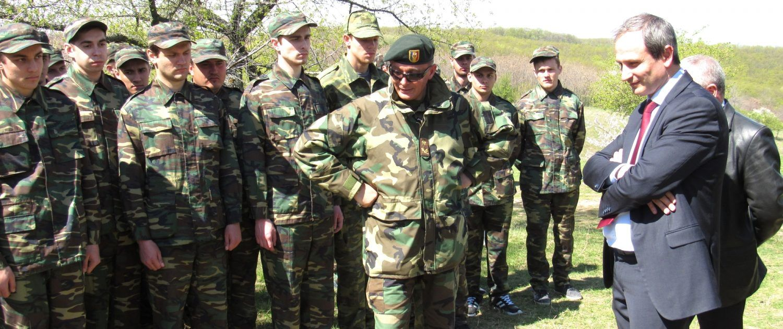 UTM_Instrucție de foc_Catedra militara_15