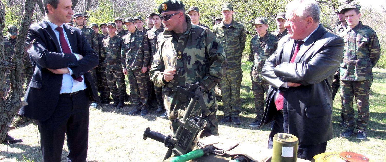 UTM_Instrucție de foc_Catedra militara_16