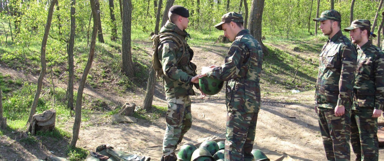 UTM_Instrucție de foc_Catedra militara_5