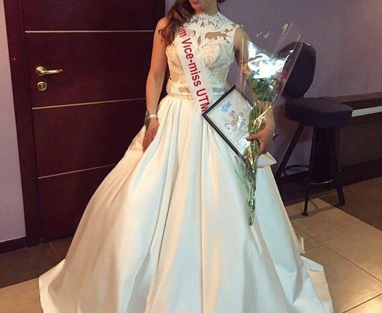 3_Anastasia Bodrug_Prim Vice Miss UTM 2017