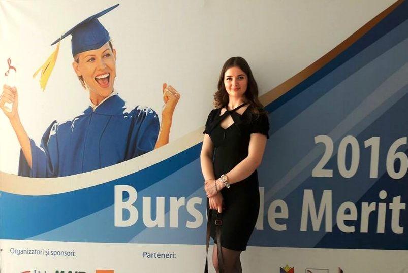 Cei mai buni studenți ai țării 2016_Anastasia Baran_2