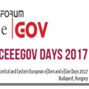 UTM_CEEE_Gov Days 2017_r