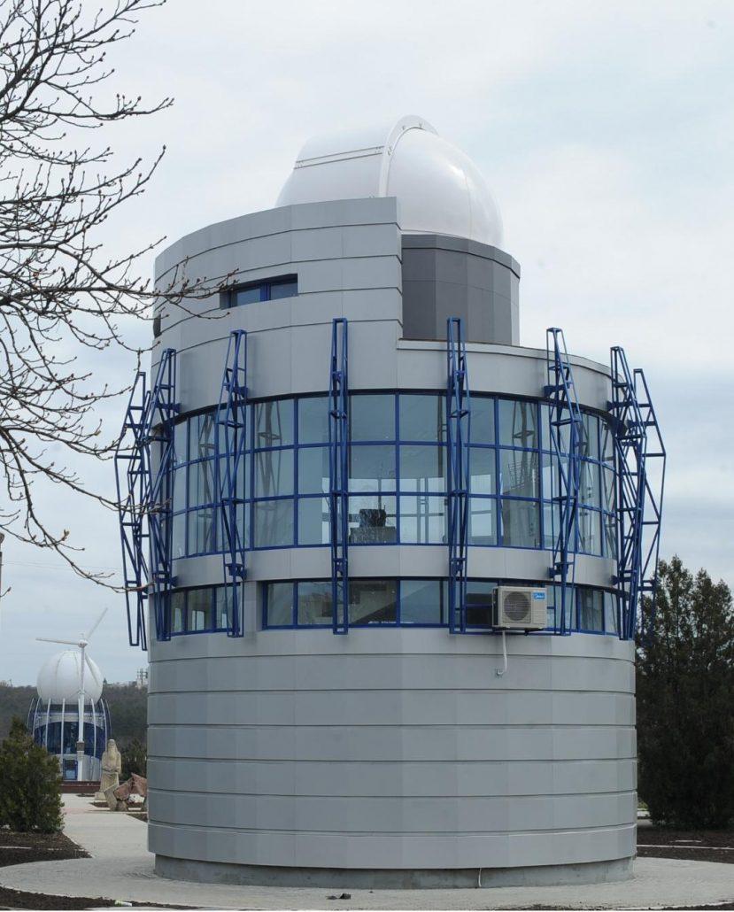 Observatorul Astronomic şi Planetariu al UTM vizitat de copii | UTM