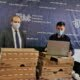 Profesorii FEIE și FET apreciază inițiativa rectorului UTM de a susține actul didactic cu laptopuri moderne