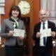 Ala Oberșt și Sergiu Tronciu – primele atestate de conferențiar universitar, conform noului Regulament