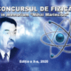 "Invitație la Concursul de fizică ""In Memoriam Mihai Marinciuc"""