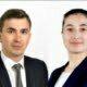 Doctoranzii UTM Diana CRUCIRESCU și Constantin BOROSAN – bursieri ai Guvernului