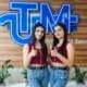 Admiterea-2021: două surori-gemene au venit să depună actele, însoțite de sora mai mare, deja absolventă a UTM