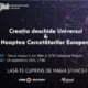 """UTM organizează """"Creația deschide Universul"""" & """"Noaptea Cercetătorilor Europeni"""""""