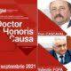 Rectorii TUIASI și USV, Dan CAȘCAVAL și Valentin POPA, Doctori Honoris Causa ai UTM