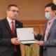 FIEB-UTM: Diplomă de recunoștință din partea Institutului Naţional de Cercetări Economice